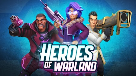 Heroes of Warland - Online 3v3 PvP Action APK screenshot thumbnail 5
