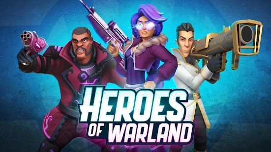 Heroes of Warland - Online 3v3 PvP Action Screenshot