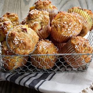 Sour Cream Peach Muffins Low Fat Recipes.