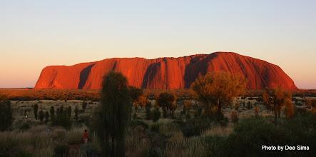 Photo: Year 2 Day 219 - Uluru at 6.50am