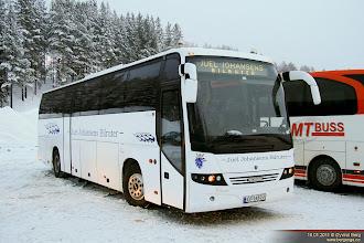 Photo: CF 14823 ved Funkelia, Kongsberg, 16.01.2011.