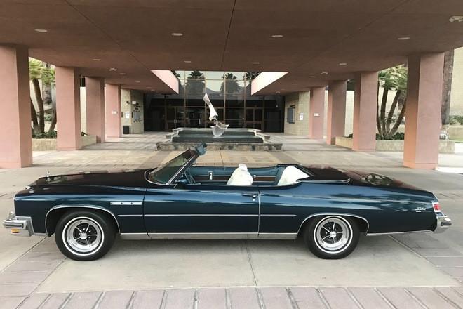 Gorgeous 1975 Buick le Sabre custom Hire San Diego