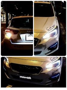 インプレッサ スポーツ GT6 2.0i-S EyeSightのカスタム事例画像 athuyukiさんの2018年11月10日18:26の投稿