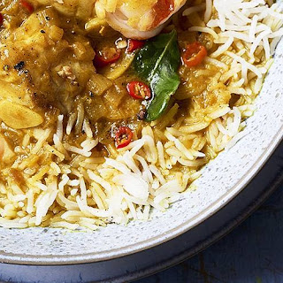 Vietnamese Style Cod, Prawn and Coconut Curry Recipe
