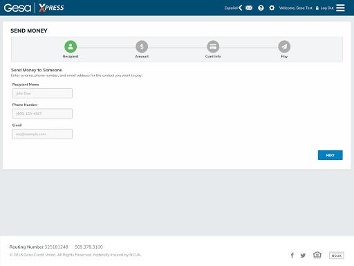 Gesa Xpress Digital Banking  app download 8