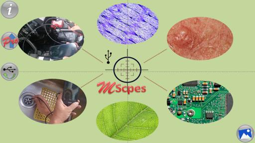 MScopes for USB Camera / Webcam 2.74 screenshots 1