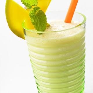 Lime and Mango Shake.