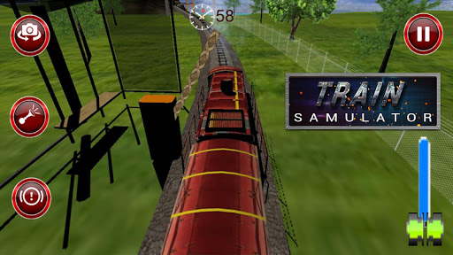 Train Simulator Game 2018 1.0 screenshots 5