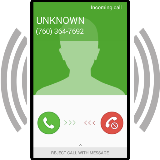 Fake call - prank Icon
