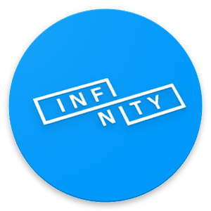 Black/Dark Substratum Theme «Infinity» APK Download for Android