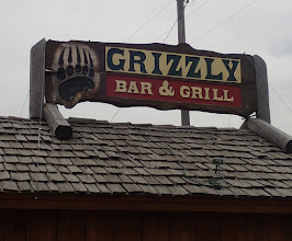 Photo: Dinners at the Grizzly always a highlight of these trips.