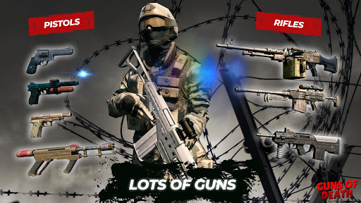 Guns Of Death - Online Multiplayer FPS Game 0.146 {cheat|hack|gameplay|apk mod|resources generator} 3