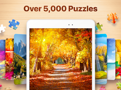 Jigsaw Puzzles – Puzzle GameApp Download For Android and iPhone 7