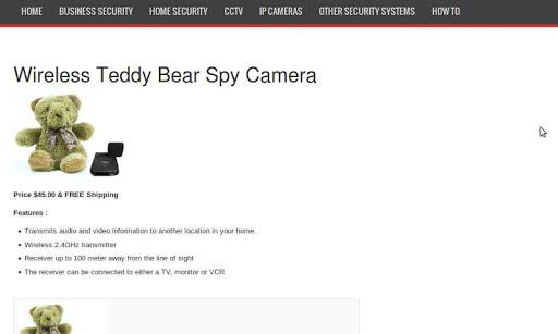 Securtiy Cameras Guide