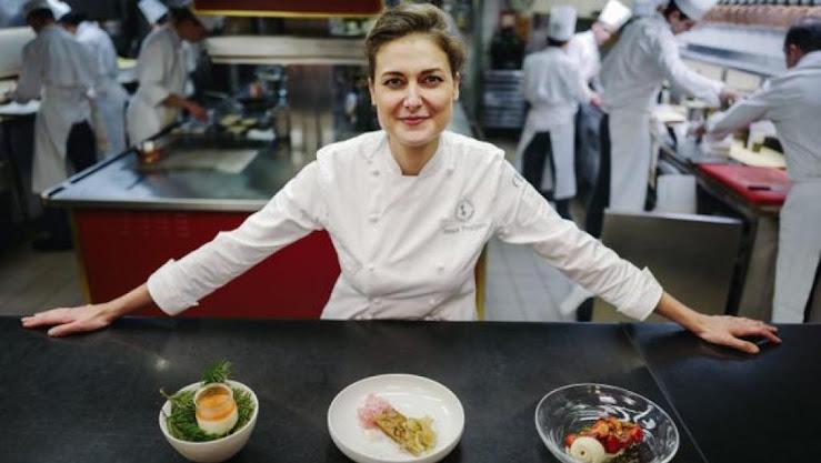 Jessica Préalpato, đầu bếp bánh ngọt giỏi nhất 2019