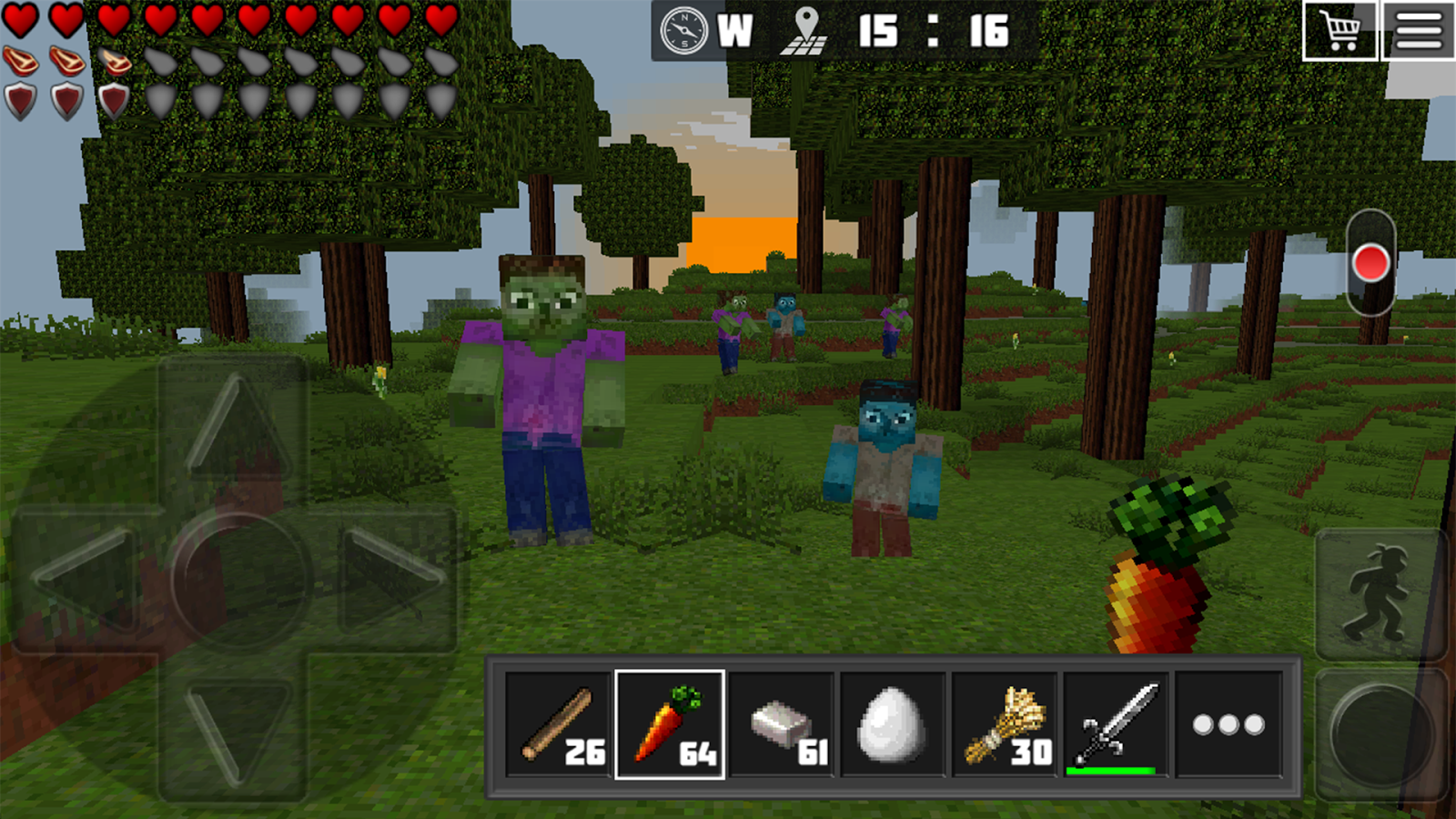 Worldcraft 2- screenshot
