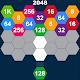 2048 Hexa Merge Puzzle: Shoot n Merge Hexagons Download for PC Windows 10/8/7
