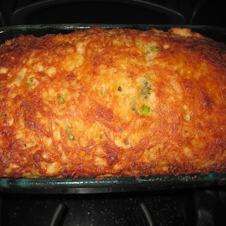 Jalapeño Cheese Beer Bread