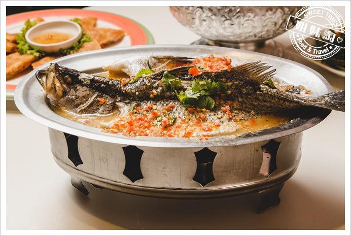 Papaya泰生抽蒸爐魚