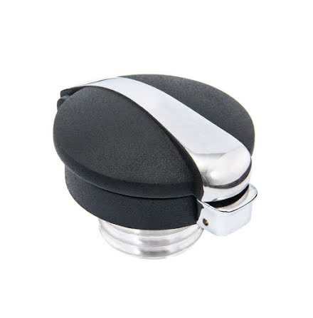 Monza Cap Kit for Triumph and HD - Black/Contrast Polished