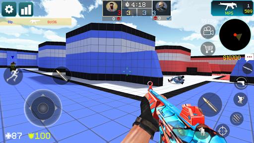 Strike team  - Counter Rivals Online 2.8 screenshots 7