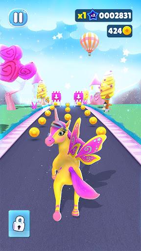 Magical Pony Run - Unicorn Runner 1.5 screenshots 7