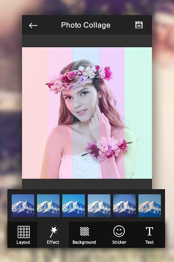 Photo Collage Editor- screenshot