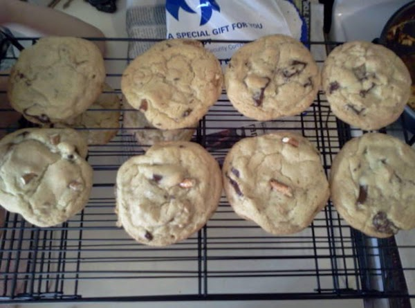 Place cookies into oven.  Cook for 15-20 minutes.  Check on them at...