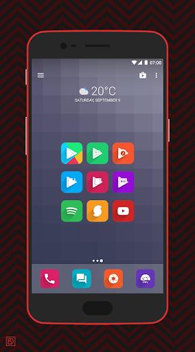 Elta - Flat Style Icon Pack screenshots 3