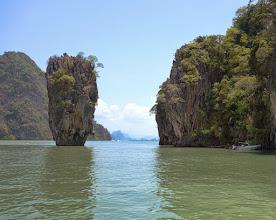 Photo: James Bond Island
