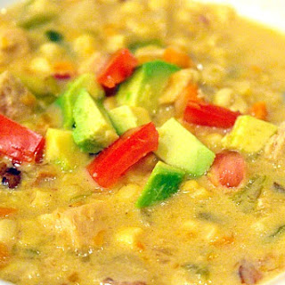 Hatch Chile Corn Chowder