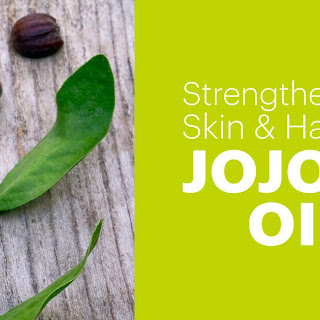 Jojoba Oil — Skin & Hair Healer and Moisturizer.