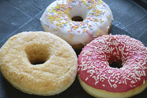 How to make soy flour doughnuts with self rising