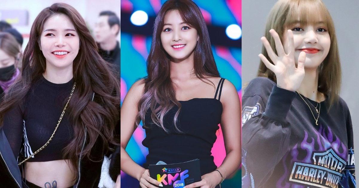 10 Female K Pop Idols Who Have Big Beautiful Eyes
