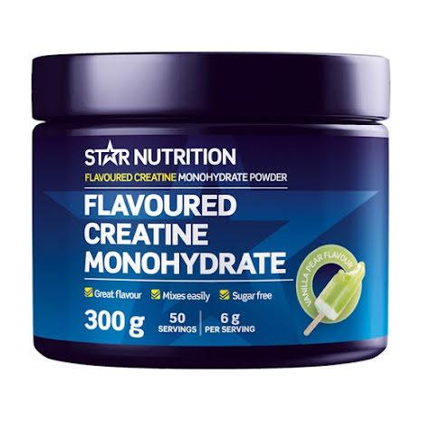 Flavoured Creatine Monohydrate 300g - Vanilla Pear