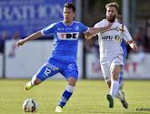 Zulte engage un joueur de Gand en prêt