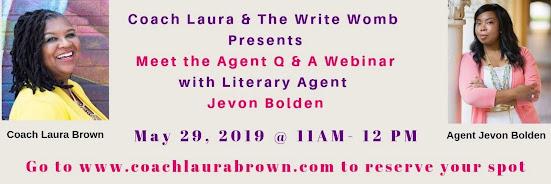 Meet a Literary Agent Webinar