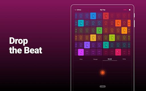 Groovepad - Music & Beat Maker 1.7.1 screenshots 14