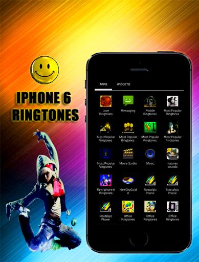 Download New Iphone 6 Ringtones Google Play softwares