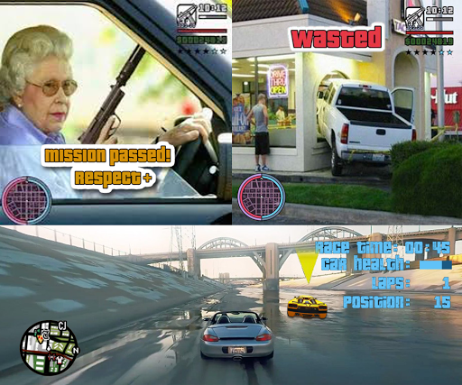 Grand Theft Gangster Photo Maker 1.07 screenshots 3