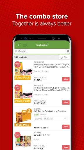bigbasket - Online Grocery Shopping App screenshot 7