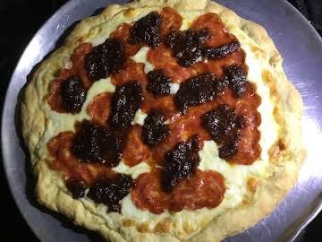 My Honey B*stard Pizza