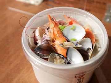 貫糜湯海鮮粥
