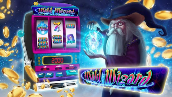 Wild Wizard Slot Game - náhled