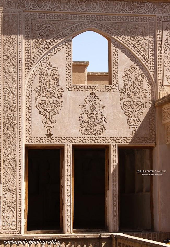 Visitar KASHAN, uma pérola no deserto iraniano | Irão