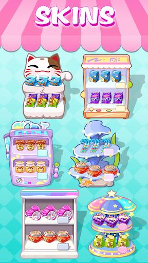 Crazy Snack- Click&Merge fond d'écran 2