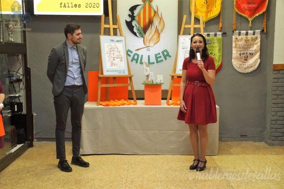 Bocetos 2020 de la Falla Leones - Poeta Más i Ros