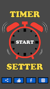 Download Timer Setter For PC Windows and Mac apk screenshot 1
