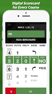 Golf GPS by SwingxSwing - náhled
