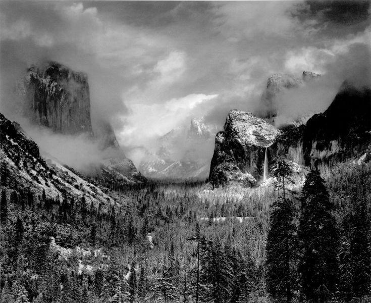 عکاس معروف در سبک طبیعت